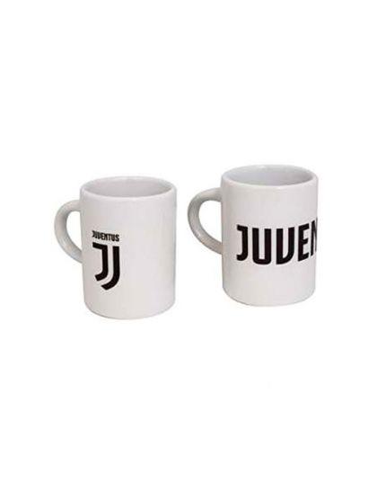 Set 2 Tazzine da Caffè Juventus