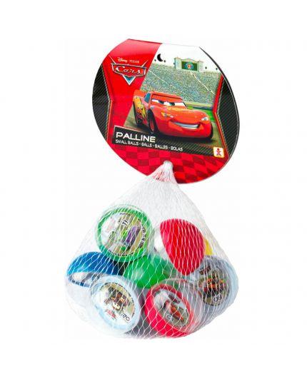 Palline Plastica Cars 9pz
