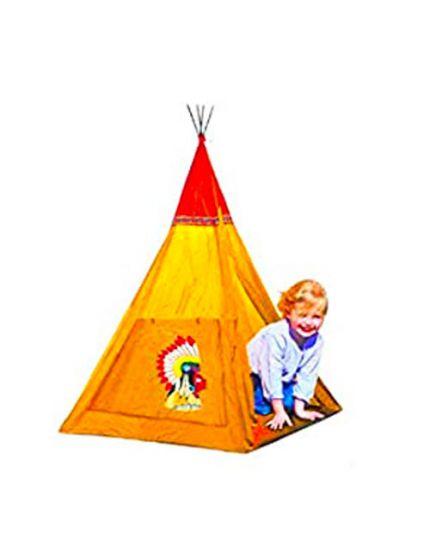 Tenda Indiani Per Bambini 100x100x35 Cm