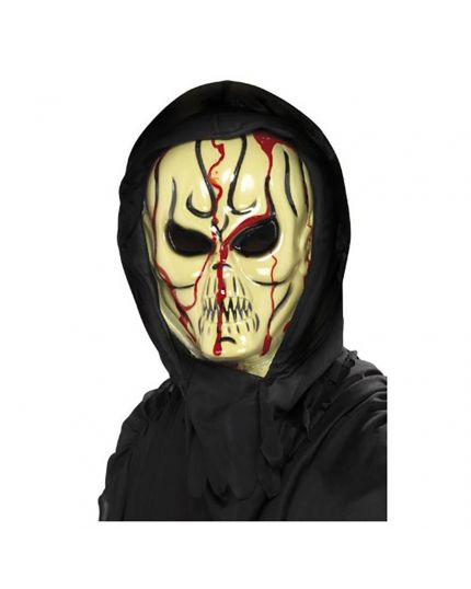 Maschera Alieno con Sangue