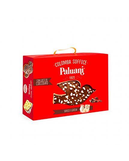 Colomba con Gocce di Cioccolato Paluani 900Gr