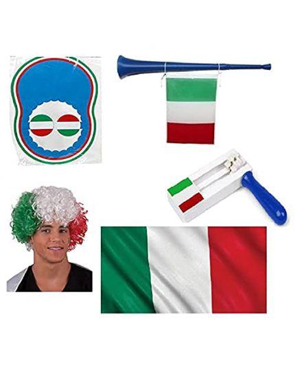 Kit Premium Tricolore Italia