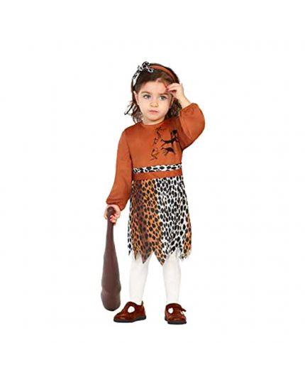 Costume Cavernicola Bambina