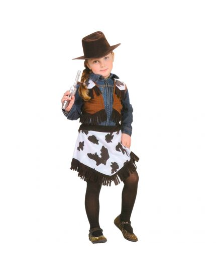 Costume Cow-girl Bambina