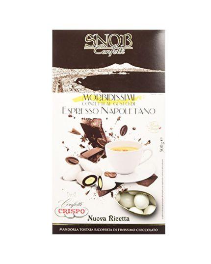 Confetti Crispo Snob Espresso Napoletano 500 gr