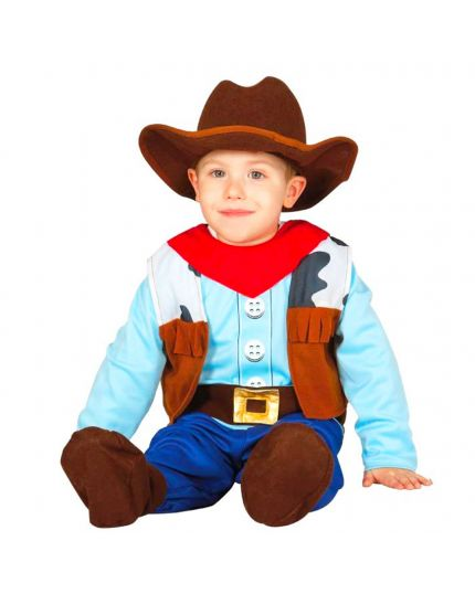 Costume Cowbay Baby