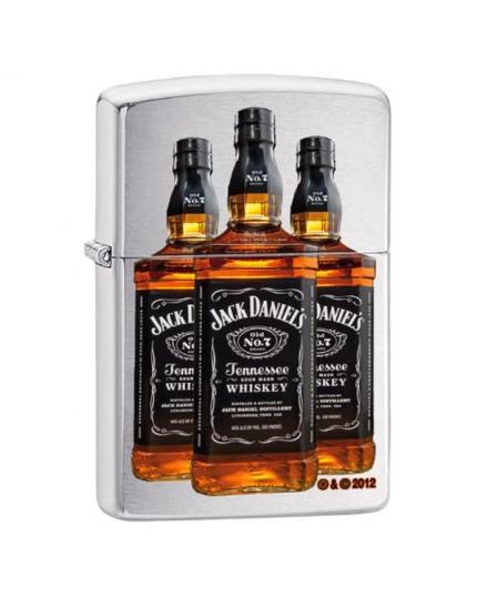 Zippo Accendino Jack Daniel's 3Bottiglie