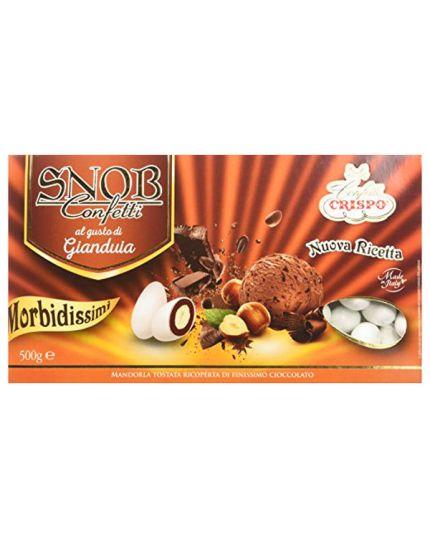 Confetti Crispo Snob Gianduia 500 gr