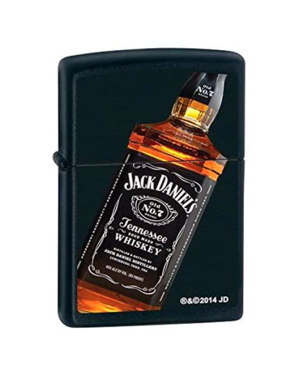 Accendino Zippo - Bottiglia Jack Daniel's Brand