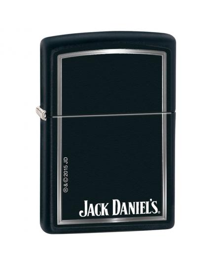 Zippo Accendino Jack Daniel's Nero