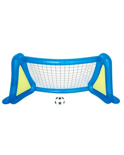 Set Da Calcio Splash Gonfiabile 254x112x130 Cm