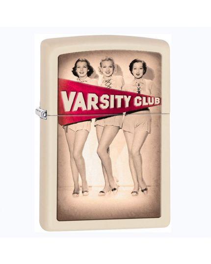 Accendino Zippo Varsity Club