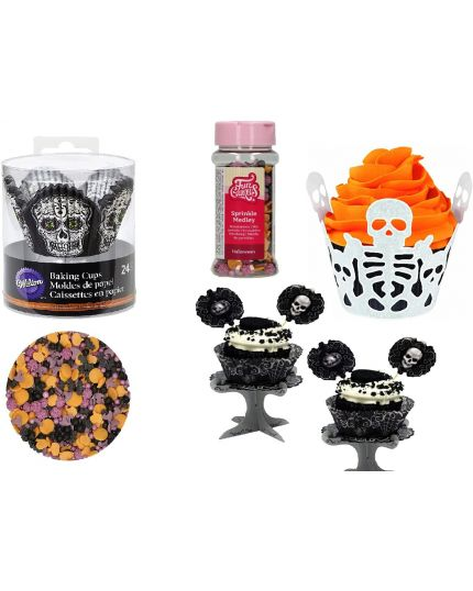 Kit Muffin e Cupcake Halloween