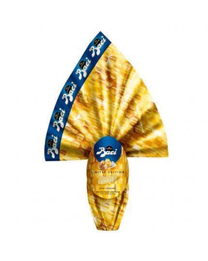 Uovo Pasqua Baci Perugina Cioccolato Bianco Gold 252gr