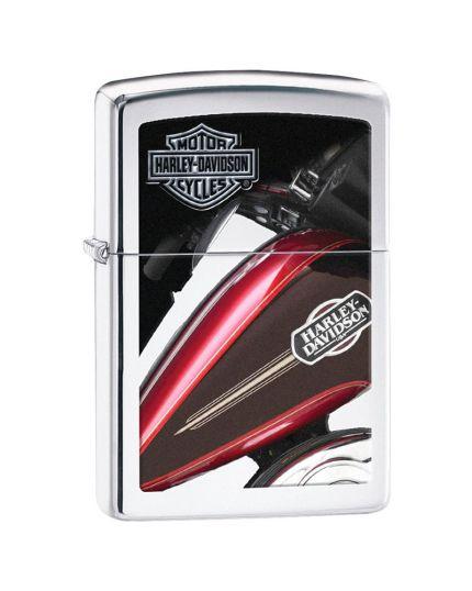 Accendino Zippo - Harley Davidson Tank