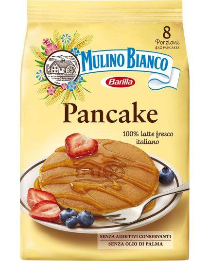 Mulino Bianco Pancake, per Colazione e Merenda - Confezione da 8 Porzioni, 280 gr