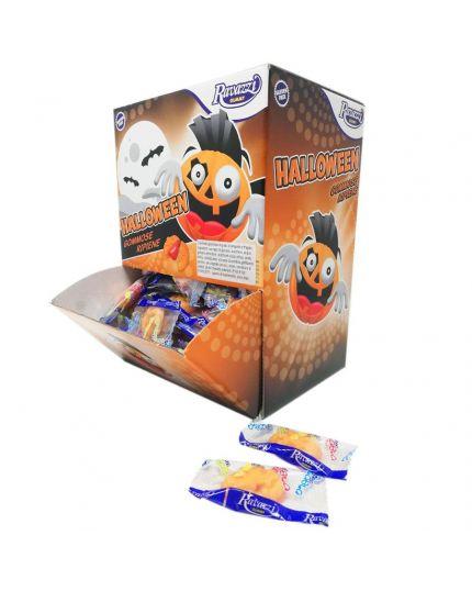 Caramelle Gommose Ripiene Zucca Halloween Ravazzi 200pz