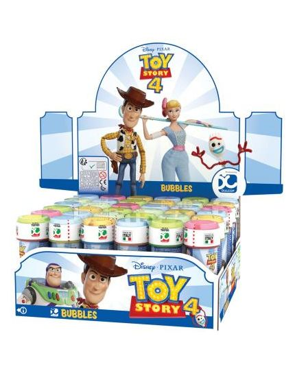 Kit Bolle di Sapone Toy Story 5Pz