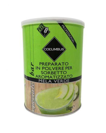 Preparato Sorbetto Mela Verde Columbus