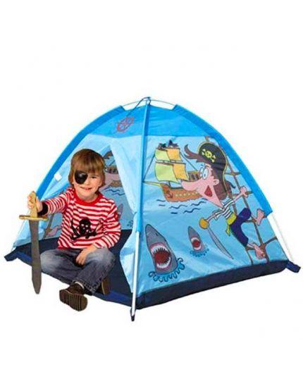 Tenda Dei Pirati Per Bambini 112x112x94 Cm