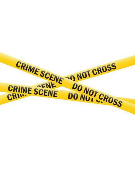 Nastro Striscia Scena del Crimine