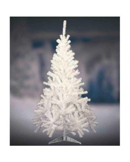 Albero di Natale Bianco Canadian Varie Dimensioni