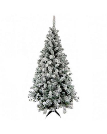 Albero di Natale Pino Canadian Innevato Varie Dimensioni