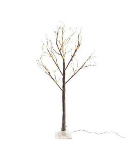 Albero Luminoso Stilizzato 48 LED 125cm