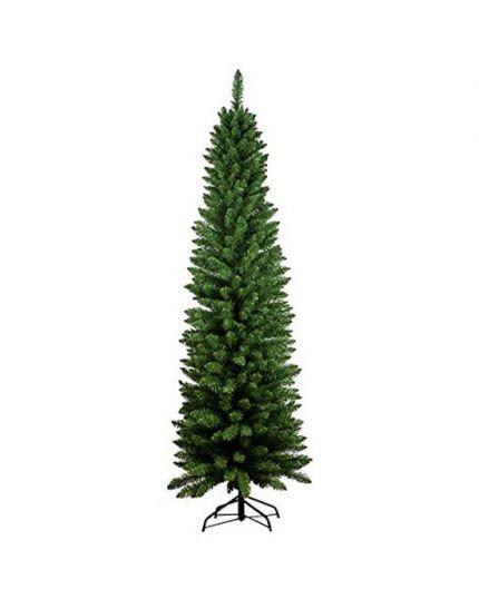 Albero Natale Slim Penicel Deluxe Verde Varie Dimensioni