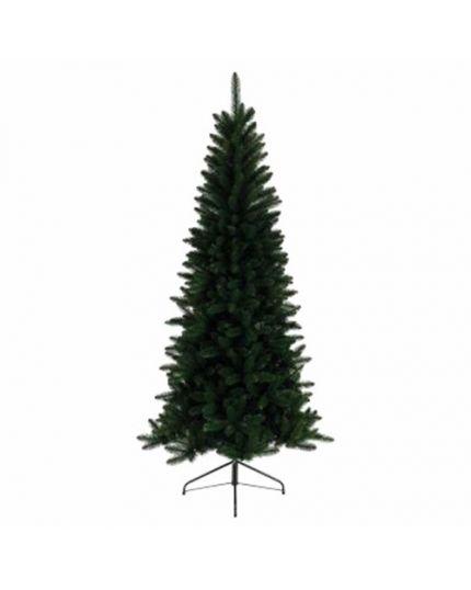 Albero Natale Pino Verde Sottile Varie Dimensioni