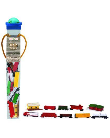 Safari Tubo Treni
