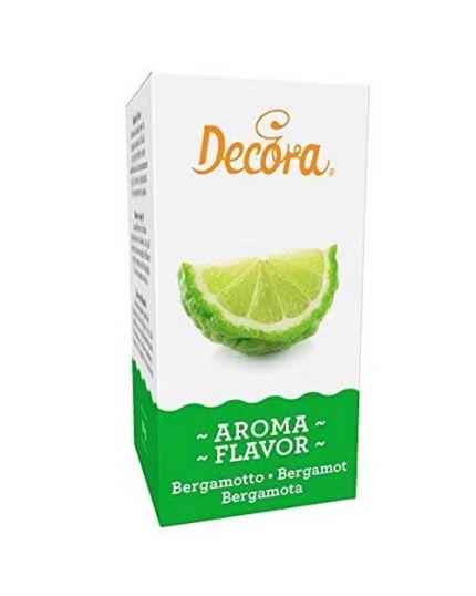 Aroma per Dolci Liquido Bergamotto Decora 50gr