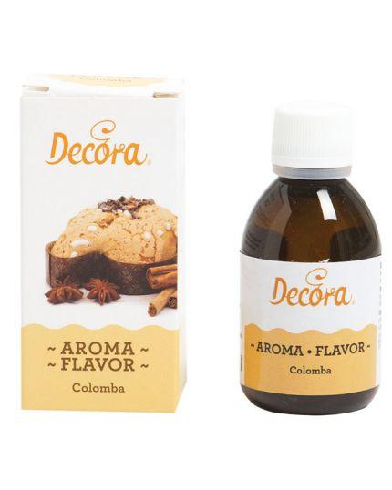 Aroma per Dolci Liquido Colomba Decora 50gr
