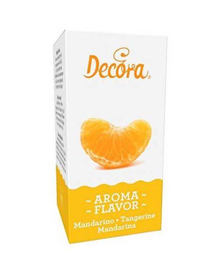 Aroma per Dolci Liquido Mandarino Decora 50gr