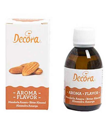 Aroma per Dolci Liquido Mandorla Amara Decora 50gr