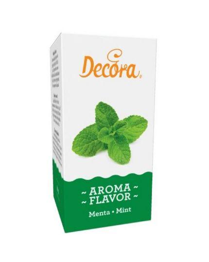 Aroma per Dolci Liquido Menta Decora 50gr