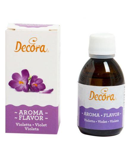 Aroma per Dolci Liquido Violetta Decora 50gr