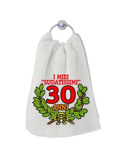 Asciugamano I Miei Sudatissimi 30 Anni