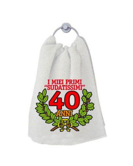 Asciugamano I Miei Sudatissimi 40 Anni
