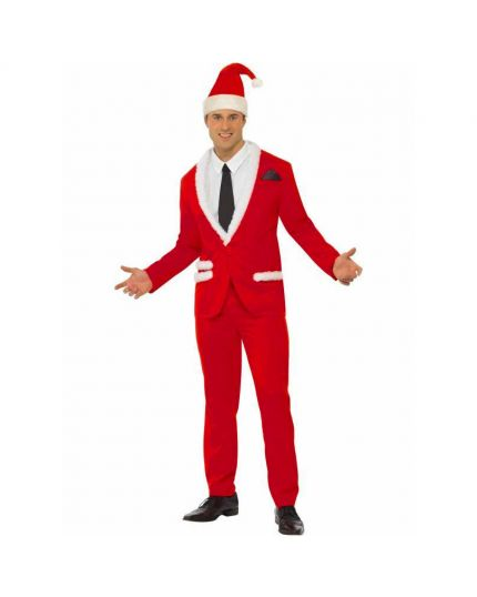 Costume Babbo Natale Elegance Uomo
