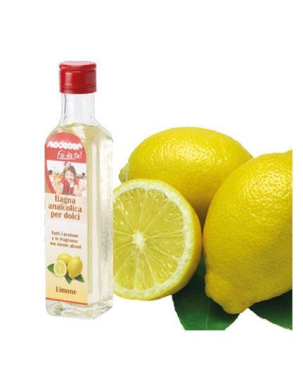 Bagna Analcolica Limone Modecor