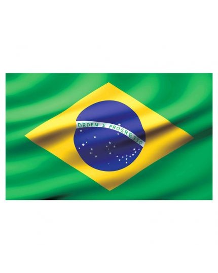 Bandiera Brasile 100x140cm