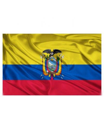 Bandiera Ecuador 100x140cm