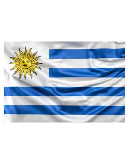 Bandiera Uruguay 100x140cm