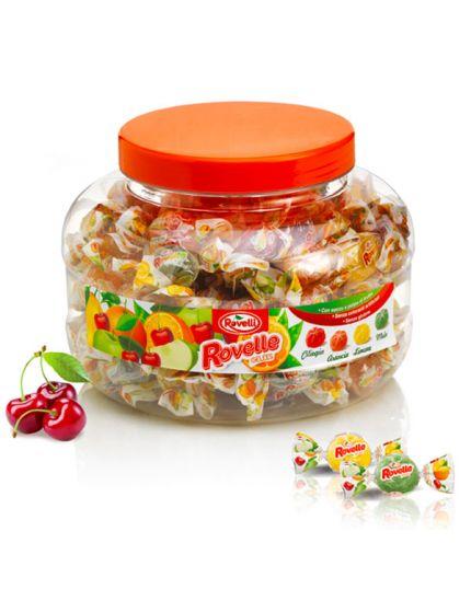 Barattolo Caramelle Gelées Rovelli 1 Kg
