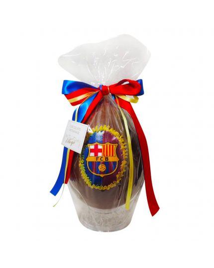 Uovo Pasqua Artigianale Personalizzabile Varie Dimensioni Barcelona