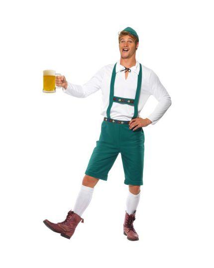 Costume Bavarese Uomo