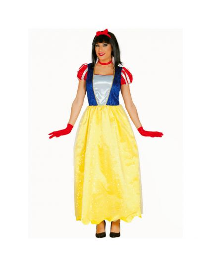 Costume Principessa dei Boschi Biancaneve  Donna
