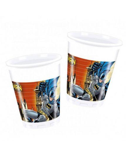 Bicchieri Pvc Batman