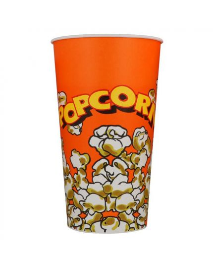 Bicchieri Carta Pop Corn Medi
